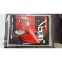 Folleto, Catalogo De Venta Dodge Neon 2002