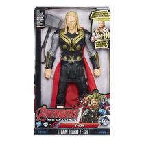 Boneco Thor Marvel Avengersera De Ultron B1496 - Hasbro