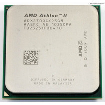 Athlon Ii 2 64 X2 270 3.4ghz Socket Am3 Dual Core E Garantia