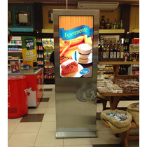Totem Painel De Led Para Marketing Digital