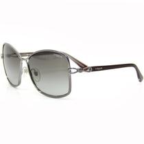 Óculos De Sol Vogue Vo 3832-s 548/11 Hastes Plástico