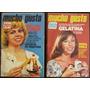 Revista Mucho Gusto N° 201 Y 202 - Helados Y Gelatina