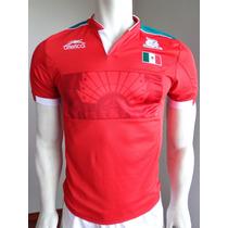 Playera Mexico Juegos Olimpicos Roja ...hermosa
