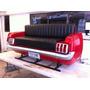 Asiento Trasero Mustang 65 En Fibra De Vidrio Somos Fabrican