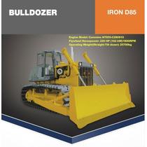Bulldozer Iron D85 Tractor Topador