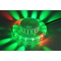 Mini Laser Led Dj Effect Rgb Sunflower Fiestas Discotecas