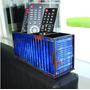 Porta Controle Remoto Container Caneta Objeto Mdf Presente