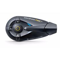 Intercomunicador Capacete Moto Comunicador Interphone F3mc