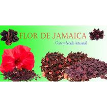 Jamaica Seca, Cultivo Sin Fertilizantes (orgánica)