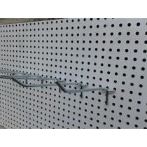 Gancho Eucatex P/painel Perfurado,canaletado 10cm Kits Com12