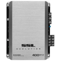 Módulo Amplificador Soundstorm Ssl Ev4.400 4 Canais