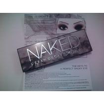 Paleta De Sombras Naked Smoky Pronta Entrega!!