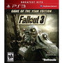 Ps3 - Fallout 3 Game Of The Year Edition - Nuevo - Ag