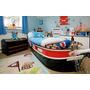 Dormitorio Infantil De Barco