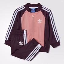 Conjunto De Bebé Adidas Superstar. Original Importado