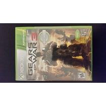 Gears Of Wars 3 Xbox 360 Nuevo Sellado Original En Español