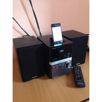 Equipo De Sonido Panasonic Sc-pm48