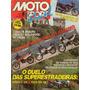 Moto Sport N°45 Honda Cb 450 Yamaha Fj 1200 Suzuki Gsx 1100f