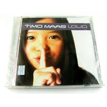 Timo Maas / Loud Cd Nuevo Y Sellado Edicion 2002
