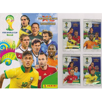 Copa Do Mundo Fifa Brasil 2014 - Adrenalyn Xl Cards Panini