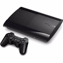 Ps3 Playstation 3 Super Slim 12gb Novo Original Nota Fiscal