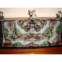 Pañuelos De Seda 100% Natural De India, Nuevos (98 X 98cm)