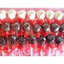 Rosas De Chocolate Recuerdos 15 Años Cumpleaños Aniversarios