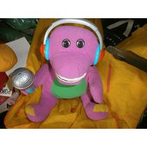 Pelúcia Cantando Com O Barney - Fisher Price