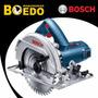 Sierra Circular Portátil 1100w 7-1/4 (184mm) Gks 7000 Bosch