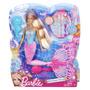 Barbie Sirena Cola Cambia De Color Mattel