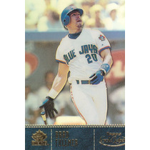 2001 Topps Gold Label Class 1 Brad Fullmer Dh Blue Jays