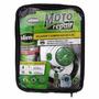 Kit De Reparacion Neumatico Moto Compresor + Sellador Slime