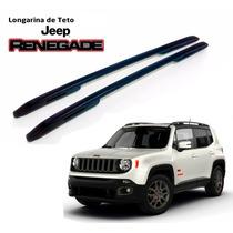 Longarina Modelo Original Jeep Renegade 2016 2017