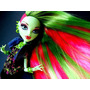 Monster High Original Venus Mcflytrap & Maquillaje!!