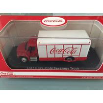 Camion International Refresquero Coca Cola Escala 1:87 Ho