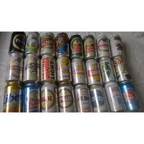 24 Latas Vazias Cerveja ( Antarctica , Skol , Brahma ... )