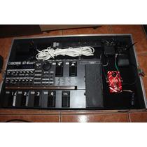 Boss Gt-8 Pedaleira Para Guitarra + Case + Wireless Samson