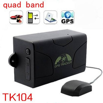 Gps Tracker Ratreador Satelital Tk104 Bateria Larga Duración