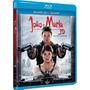 Blu-ray 3d + 2d João E Maria: Caçadores De Bruxas - Original