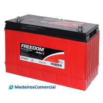 Bateria Estacionaria Freedom Df2000 12v 115ah (sem Sucata)