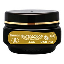 Raiz Latina Máscara Super Hidratante Folha De Mandioca 250ml