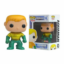 Boneco Aquaman Dc Raro Pop Funko Pop ! - Previews Exclusive!