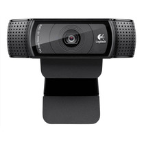 Logitech Hd Pro Webcam C920, 1080p Widescreen Video Llamada