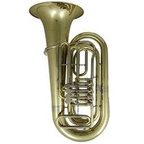 Tuba Roy Benson Con Estuche Tb-202 Tonalidad B/bb