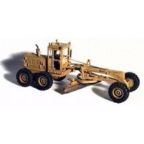 Trator Motoniveladora Com Cabine Fechada ( Metal) Ho - Kit