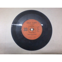 Disco Simple Vinilo Cbs 321085 33 Rpm Enrique Guzman Dame Fe