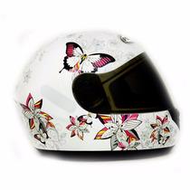 Capacete Feminino Peels Spike Butterfly Borboleta Sem Frete