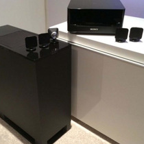 Home Theater Sony - Dav-is10 5.1 Canais Dts Dolby Digital