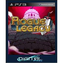 Rogue Legacy Lançamento 29/7 Ps3 Envio No Dia