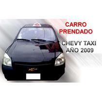 Chevy 2009 Taxi Prendado